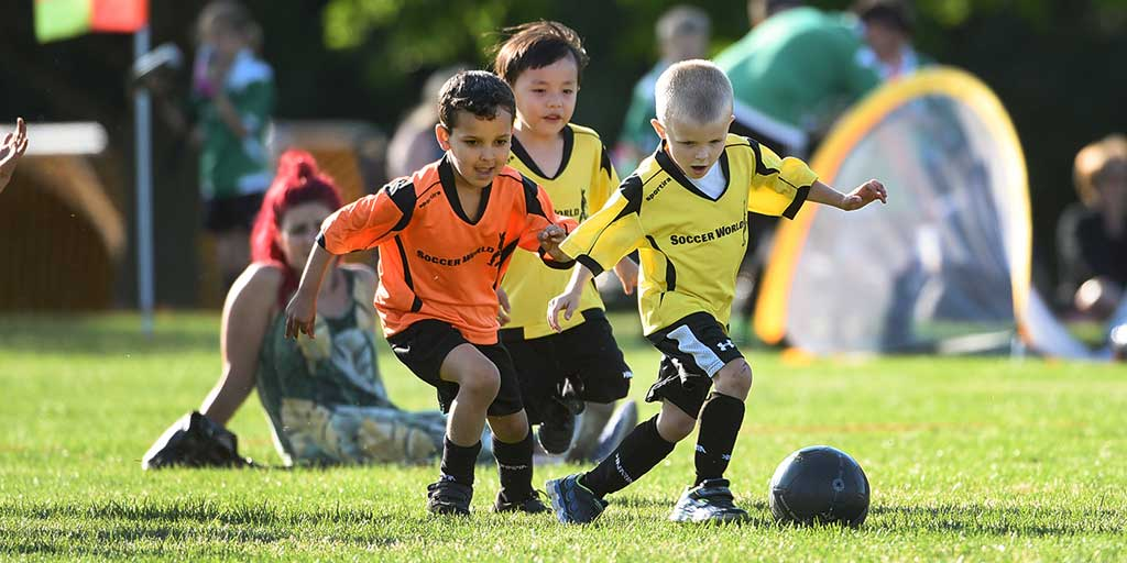 outdoor u6 house league soccer